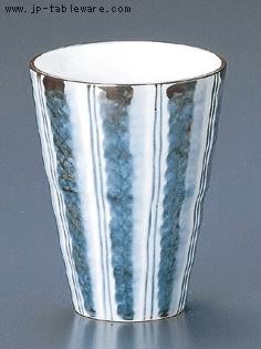 藍染十草リップルフリーカップ