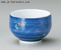 呉須巻葡萄千茶