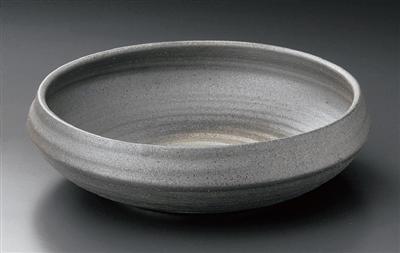 炭化化粧盛鉢