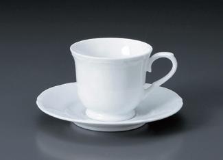 UTYコーヒーC/S(碗と受け皿セット)