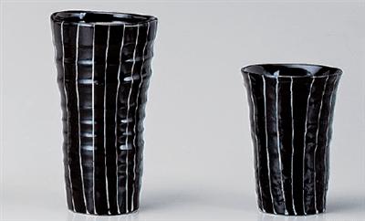 黒ラインチューハイカップ(大)