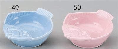 ピンク魚型お玉立て