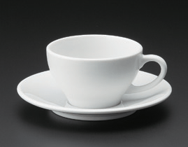 オリエント兼用碗皿(碗と受け皿セット)