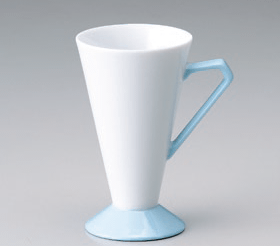 ブルーマグカップ