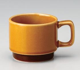 北欧マスタードコーヒー碗
