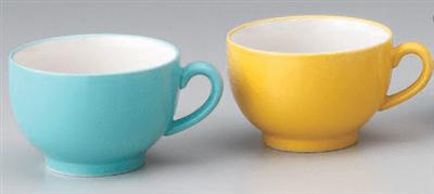 イエロースープカップ