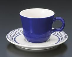 カントリークリークコーヒー碗皿