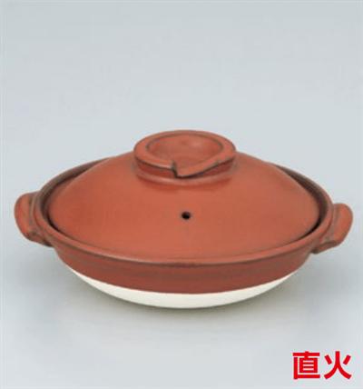 鉄赤5号平鍋
