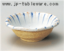 志野二色十草4.5小鉢