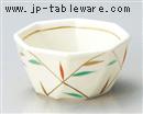 金彩あし八角2.8小鉢