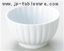 青白磁菊型3.6小鉢