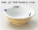 三色ウノフ流4.5小鉢