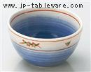 赤絵海流4.0鉢