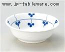 三つ葉4.5花型小鉢