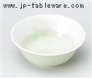 ヒワ釉真珠3.5花形鉢