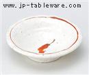 唐辛子3.3浅鉢