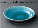 トルコブルー尺鉢