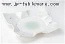 ラスター紙鍋型9寸皿