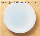 青白磁8寸水面皿