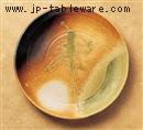 古信楽12.0皿