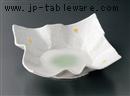 ラスター紙鍋型8寸鉢