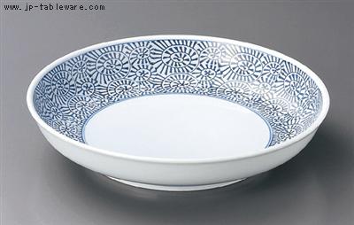 タコ唐草12号鉦鉢