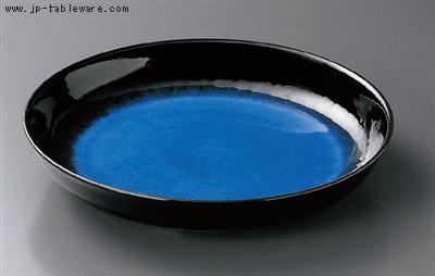 ルリ天目13号鉦鉢