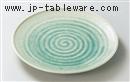 青流11.0丸皿