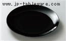 柚子天目13号丸皿