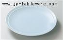 青地12.0高台皿