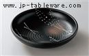 黒吹き麦10.0めん鉢