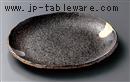 南蛮金銀10.0丸皿
