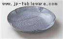 青うのふ梅型盛込皿