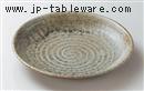 益子結晶10.0丸皿