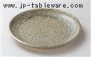 益子結晶9.0丸皿