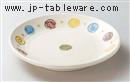 野バラ玉8.5皿