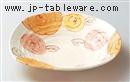 色彩バラ8.0盛鉢