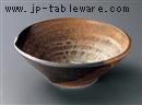 武山富士型8.5鉢