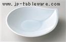 青白磁しずくフルーツ皿