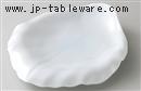 青磁芭蕉葉皿(大)