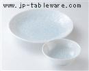 青白磁石清水天皿