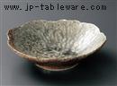 益子結晶8.0盛鉢
