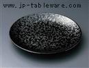 黒銀彩9.0皿