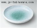 新緑10.0丸皿