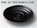 柚子天目9.0皿