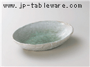 新緑8.0小判鉢