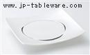 見込みプラチナ6.5寸角皿