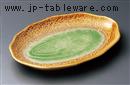 イラボ12吋小判皿