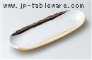 アメ塗分9.0舟型トレー