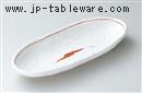 唐辛子10.0トレー皿